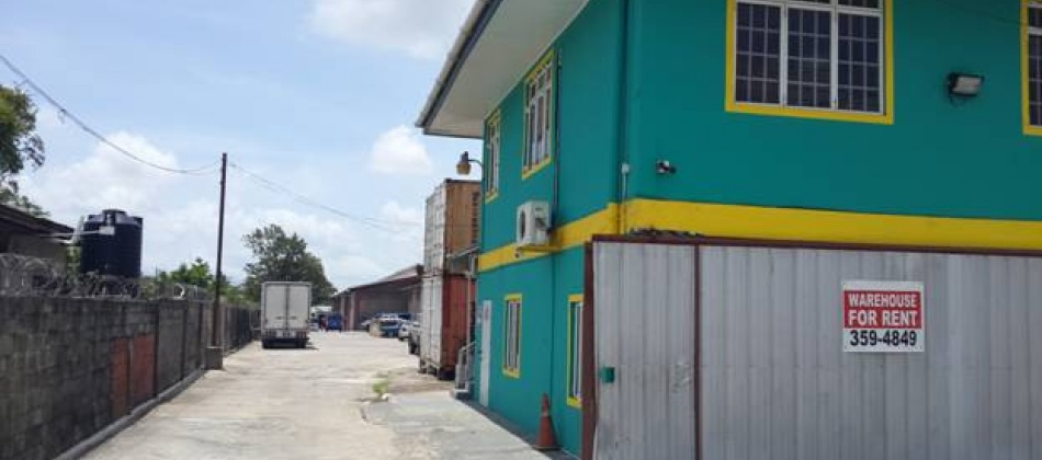 Chaguanas-Warehouse-For Rent